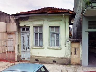 Casa Demolida – Rua Coronel Antonio Marcelo, 204