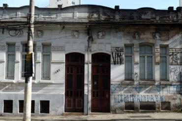 Casas – Alameda Joaquim Eugênio de Lima