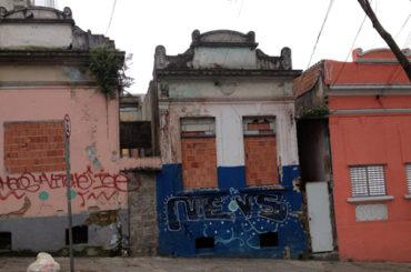 Casas de 1912 – Rua Barão de Iguape