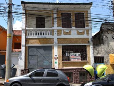 Sobrado Demolido – Rua Apeninos, 501