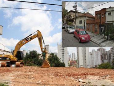 Casas Demolidas – Rua Carlos Petit 305 a 329