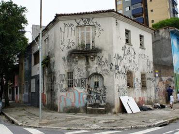 Sobrado – Rua Barão de Bananal, 200