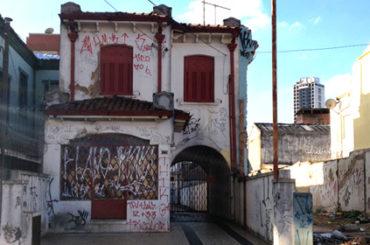 Sobrado Antigo – Rua Darzan, 331