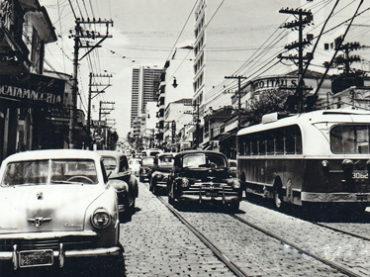 Rua Augusta – Anos 60 e 2012