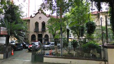 Casarão Demolido – Rua Bela Cintra, 755