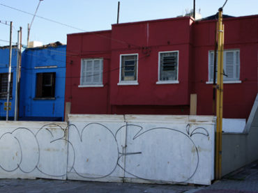 Sobrados Demolidos – Rua Turiassu