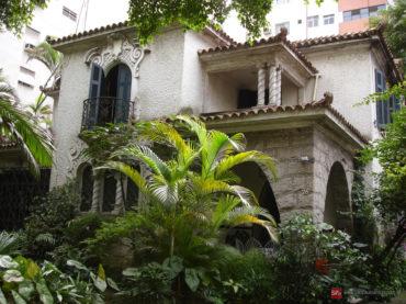 Casarão Demolido – Rua Alamir Martins, 28