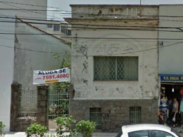 Casa Demolida – Rua Voluntários da Pátria, 1750