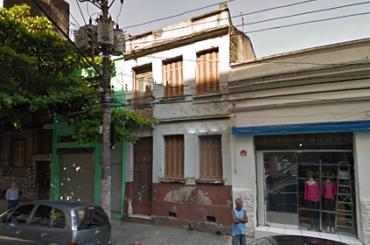 Sobrado Demolido –  Rua Barão de Ladário, 803