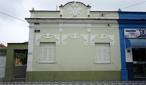 Casa de 1918 – Rua Bernardino de Campos, 237