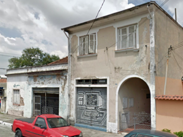 Casas Demolidas – Rua Galatéa, 1619