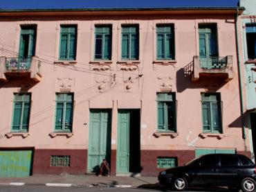 Sobrado – Rua Helvetia, 120