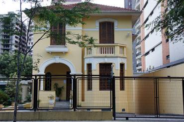 Casarão – Alameda Santos
