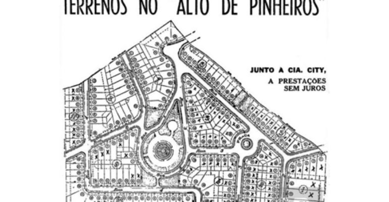 Terrenos no Alto de Pinheiros