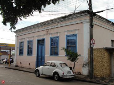Casarão de 1883 Demolido – Av. Guerino Oswaldo, 423