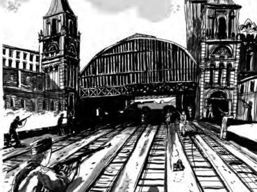 São Paulo em Guerra – A Revolução de 1924 em quadrinhos