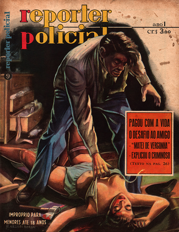 Repórter Policial