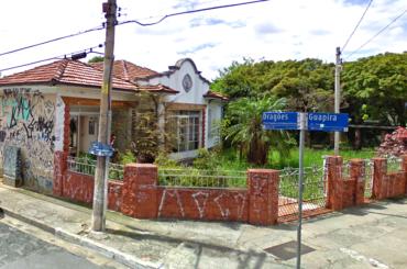 Casa Demolida – Avenida Guapira, 420