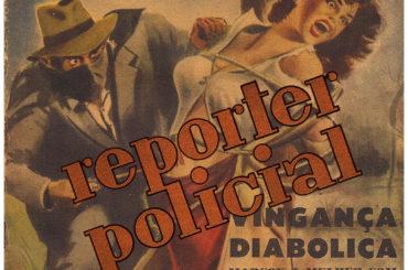 As 12 capas mais legais da revista Repórter Policial