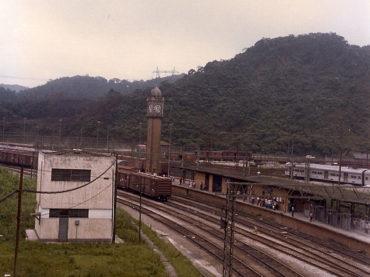 Uma viagem por Paranapiacaba em 1984