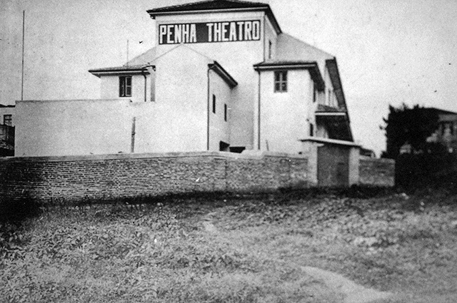 Penha Teatro, que pertenceu alguns anos a Tuffy (clique para ampliar).