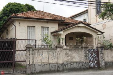 Casa Demolida – Rua Tabor, 301