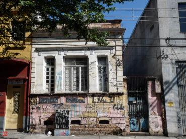 Casa Demolida – Rua Barra Funda 209