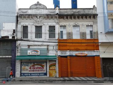 Sobrados – Avenida Rangel Pestana 2291 e 2299