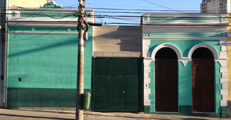 Armazéns – Rua Lopes de Oliveira, 282 a 288