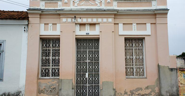 Imóvel de 1926 – Rua Mal. Arthur da Costa e Silva, 1262
