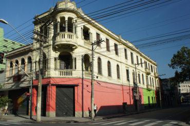 Edificio Antigo – Avenida Rangel Pestana, 1543
