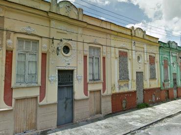Casas – Rua Francisco de Sá Barbosa 1 a 13