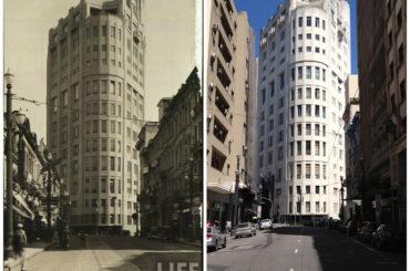 Rua Líbero Badaró 1947 & 2013