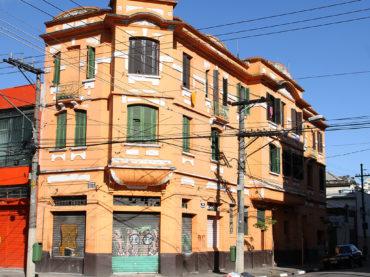 Prédio Antigo – Alameda Barão de Piracicaba