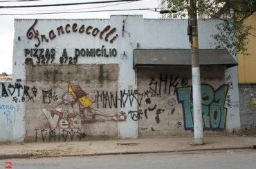 Imóvel demolido – Avenida Lacerda Franco, 217