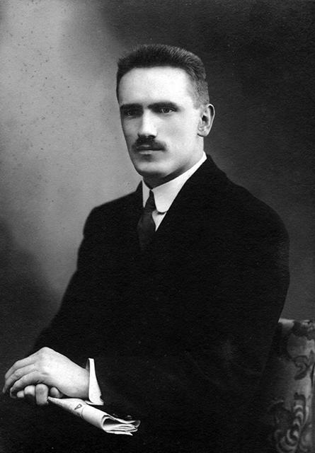 Nicolau Schiesser no início dos anos 20