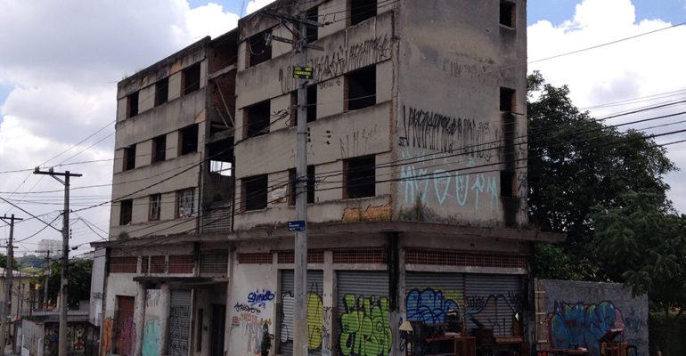 Edifício – Rua Fonseca Galvão, 16