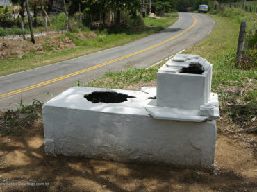 O Cemitério Perdido na Rodovia dos Tropeiros