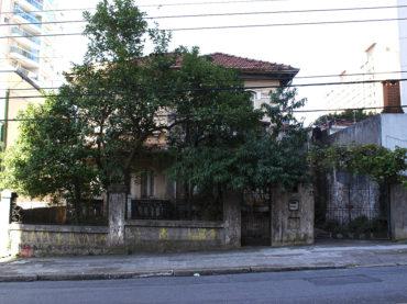 Casarão Demolido – Rua Cubatão