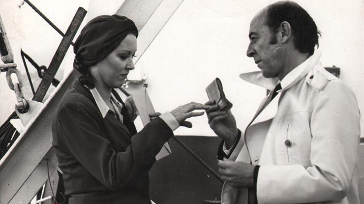 Lilian Lemmertz e Raul Cortez