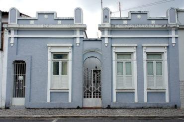 Casas – Rua Duque de Caxias 93 a 97