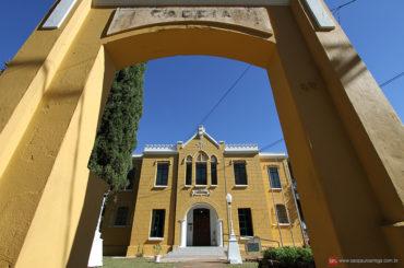 Antiga cadeia de Itapira