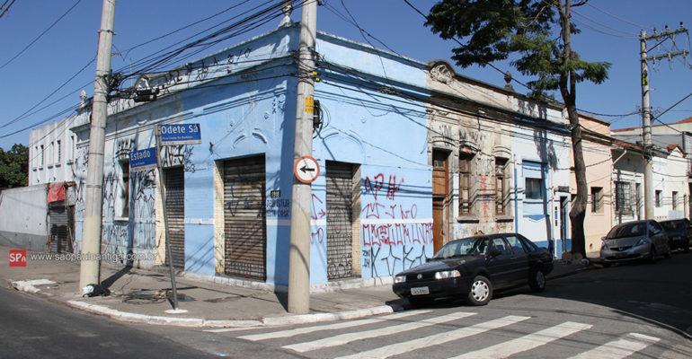 Casas & Comércio – Avenida do Estado, 1918