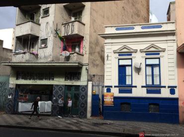 A última casa da Avenida São João