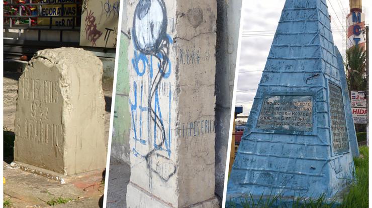 Os marcos esquecidos de São Paulo