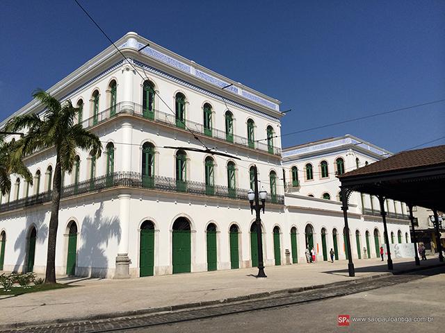 O local atualmente, motivo de orgulho para Santos (clique para ampliar).
