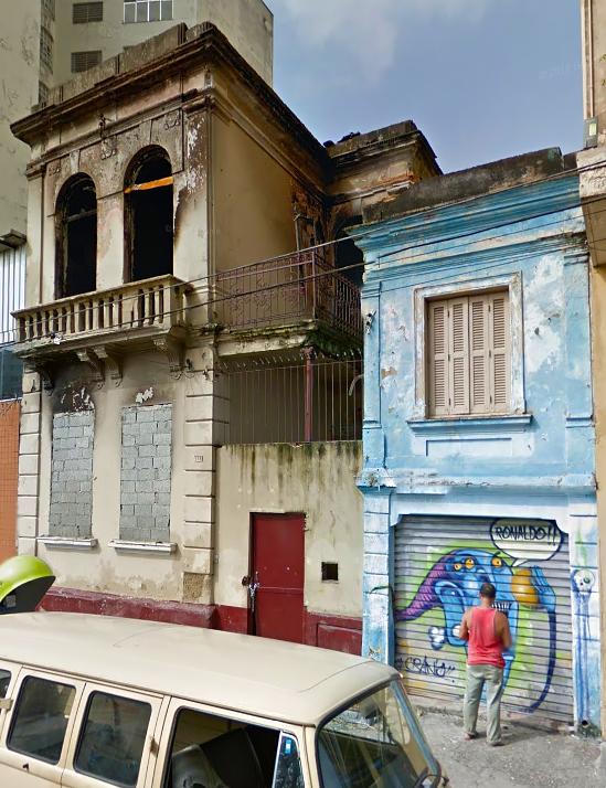 Crédito: Google Street View