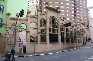 Sonnervig & Pórtico da Rua Araújo