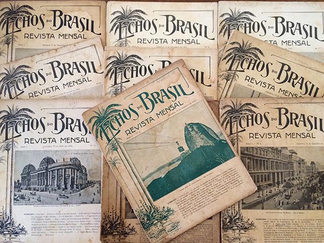 Echos do Brasil