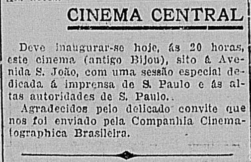 Correio Paulistano 27/12/1916